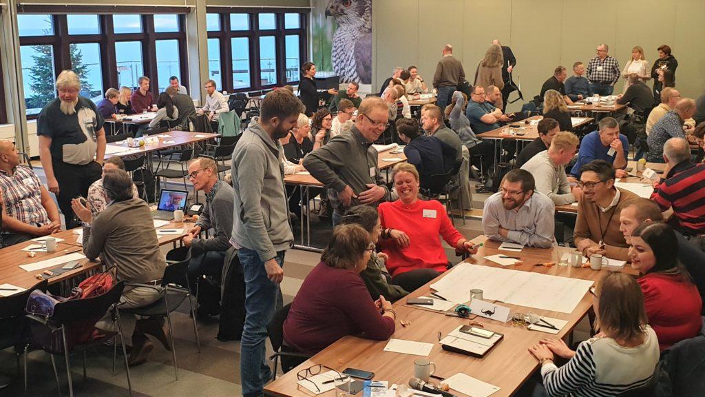 Gunnel Ryner workshop