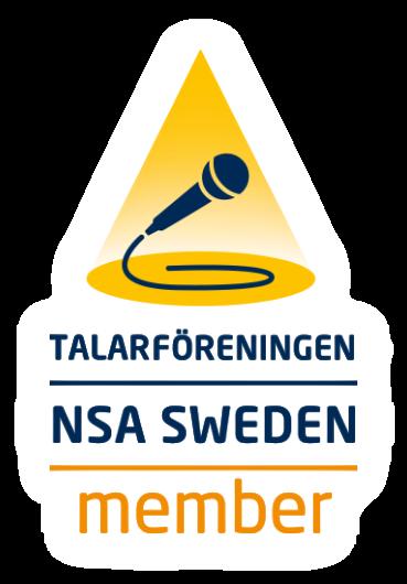 Talarföreningen - Nsa sweden member