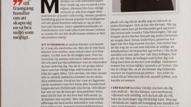 Gunnel Ryner Gästkrönikör i Sälj!