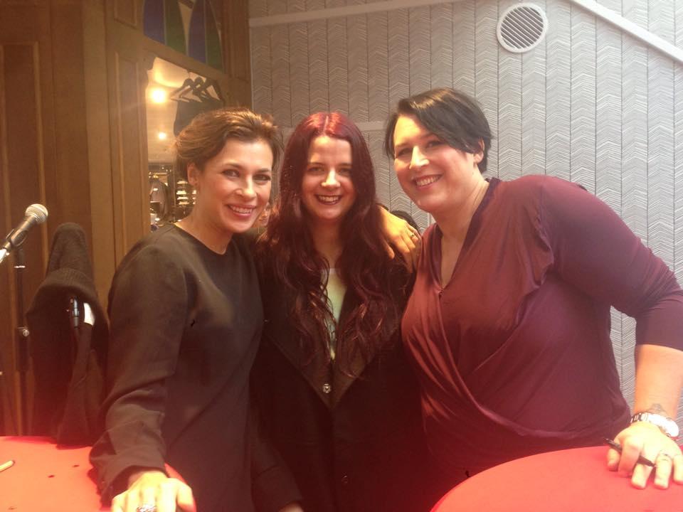 Gabbi, Hanna och Amanda