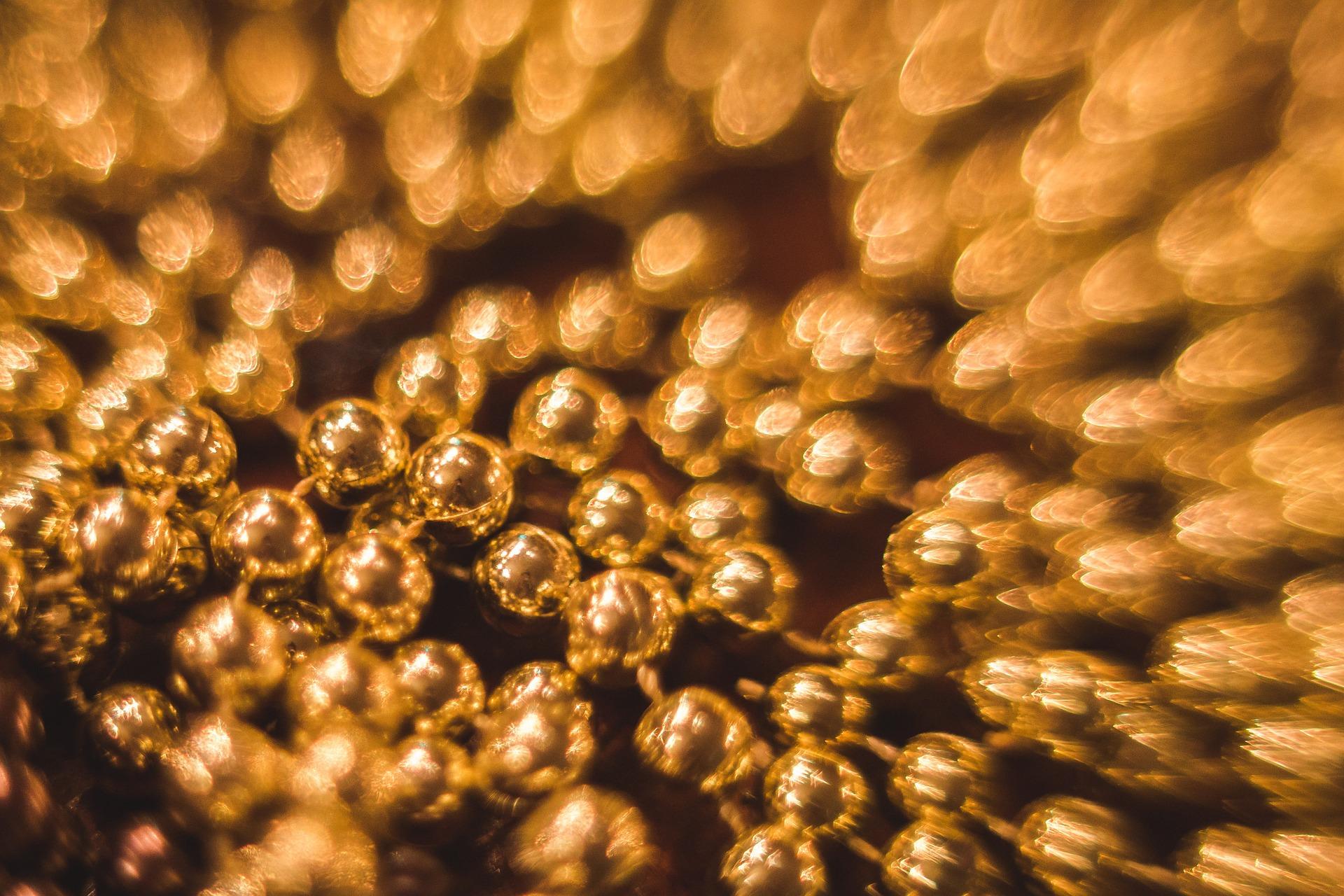 Guldpärlor