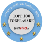 Topp 100 Sveriges populäraste föreläsare 2020